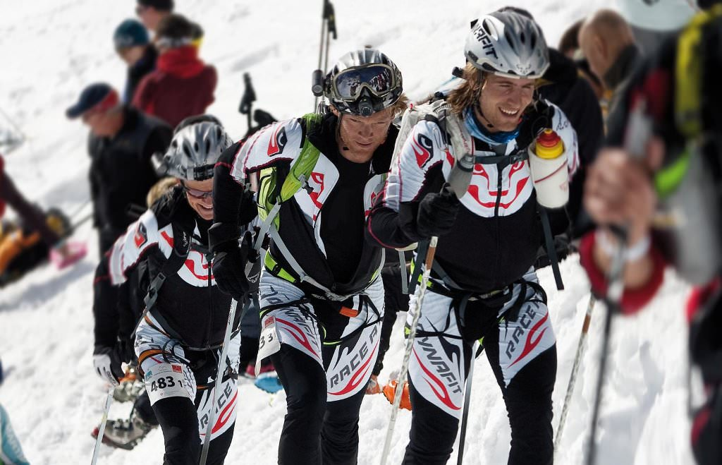 Kolbenfresser Skitourenrennen