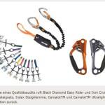 Black Diamond Rückrufaktion für Klettersteigsets, CAMs und Steigklemmen