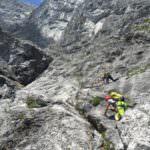 Watzmann-Ostwand Begehung