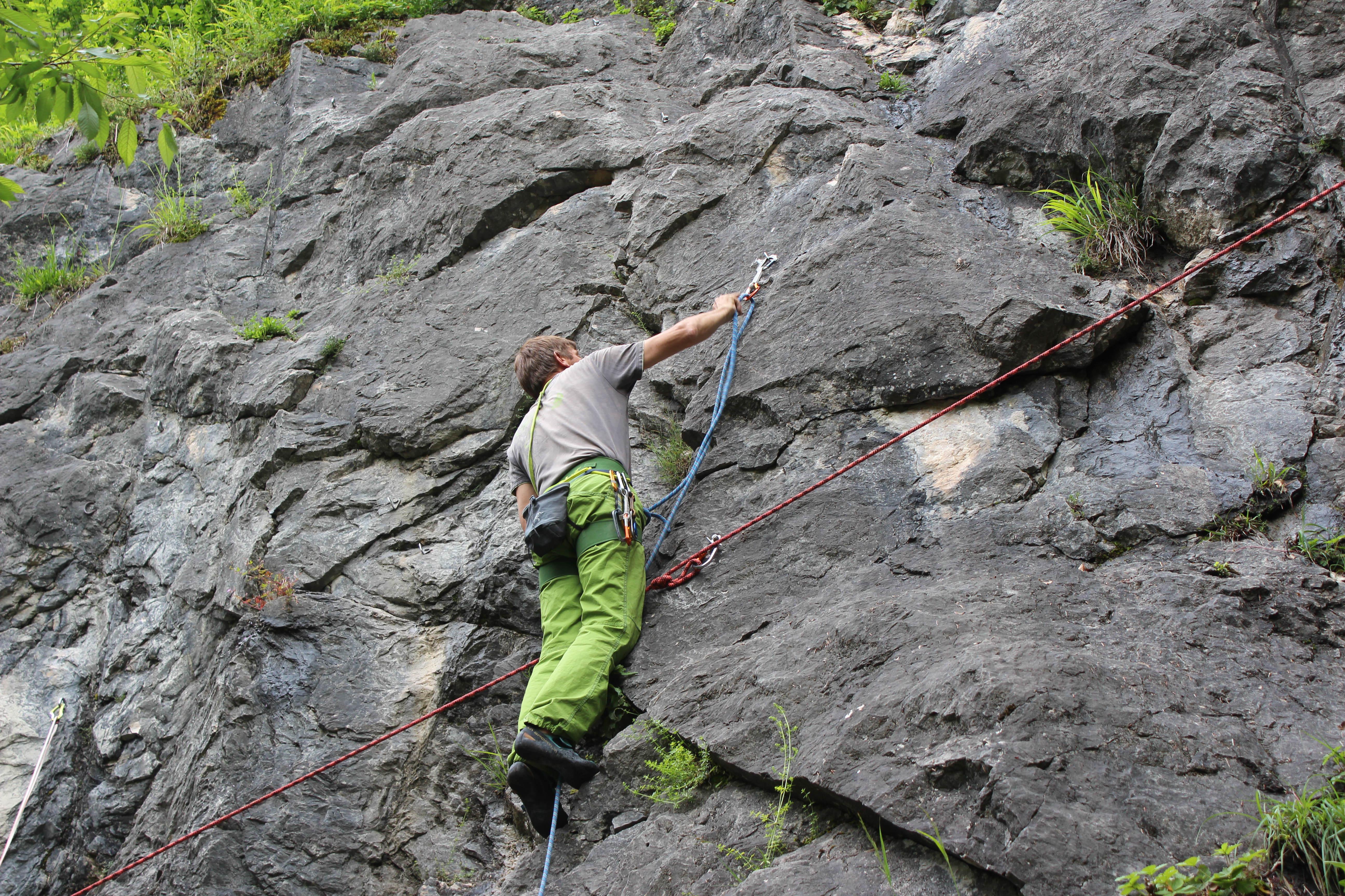 Klettergurt Herren Edelrider : Klettersteig intersport: grünstein variante isidor c
